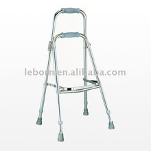 new model aluminum types of folding walker