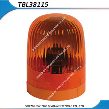 NEW Design HAILLA 12V/24V Halogen Rotating Warning Light for Machine ,Truck, Forklift Using (TBL 38115)
