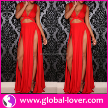 2016 new design gambar long dress modern