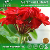 High Quality Health Food Geranium Extract, Geranium Extract Powder, Geranium Powder