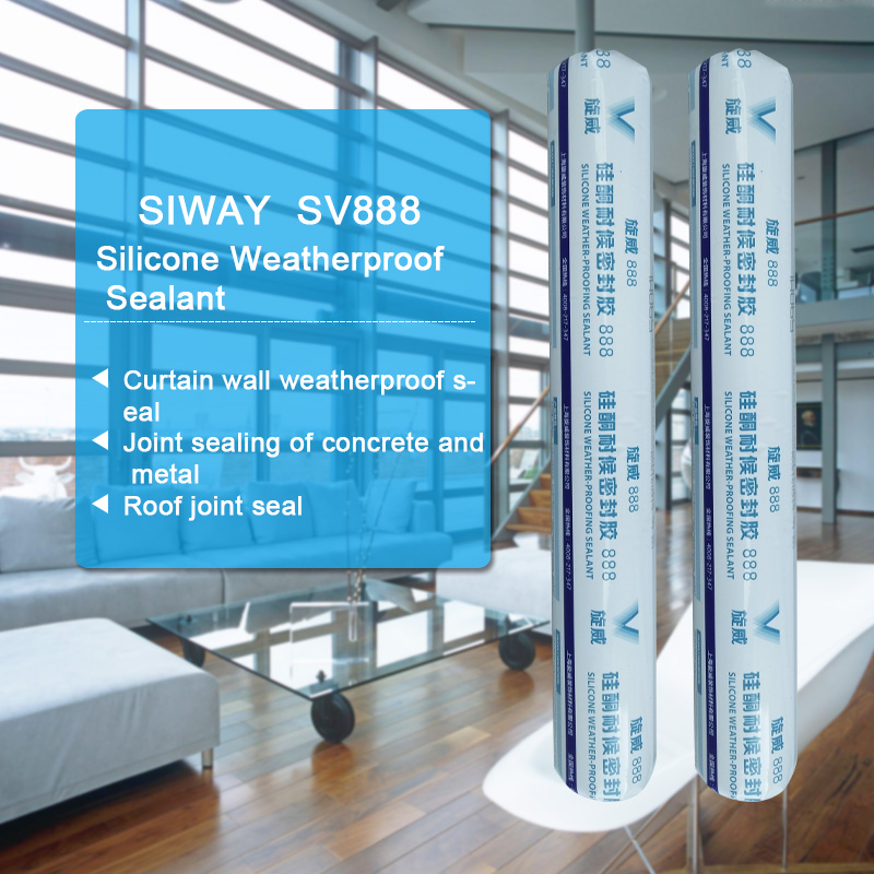 waterproof silicon sealant dow corning for glass and curtain wall
