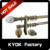 KYOK iron/aluminum material best quality curtain rod china European curtain poles curtain rod wholesale