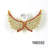 Cheap Wing Rhinestone Ladies Shoes Accessories