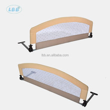 Queen size bed rails for baby