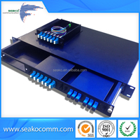 "MPO/MTP Cassette, 19"" MPO/MTP Patch panel, 1U, 18/36 fibers"