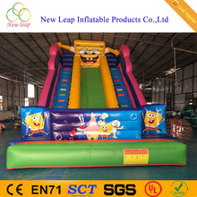 23ft Height Colorful Giant inflatable slide for kids or adult