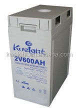 2 Volt 600 Ah AGM Battery Solar 600 ah battery