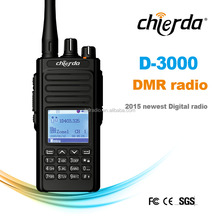 Compatible with Hytera Chierda 1000 Channels DMR digital Walkie Talkie