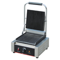 Heavy Duty Contact Grill For Commercial Fast Food Restaurant Equipment and With CE