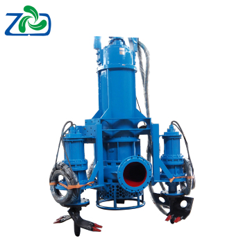 Best Brand 1.5 inch 2 inch 15hp 20hp Electric Submersible Gravel Dredging Sludge Sewage Mud Water Pump