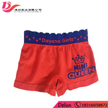 Lovely Girls Fashion Preteen Panties Underwear Hot Selling Made In China