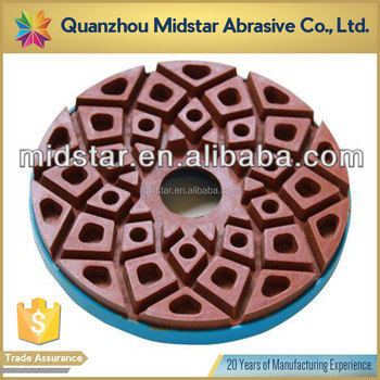 resin bond stone diamond grinding wheel