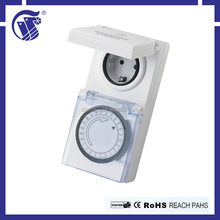 Multi-countries styles 220-240V AC countdown timer switch