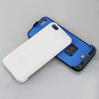 Factory latest shining pc mobile phone case for iphone5