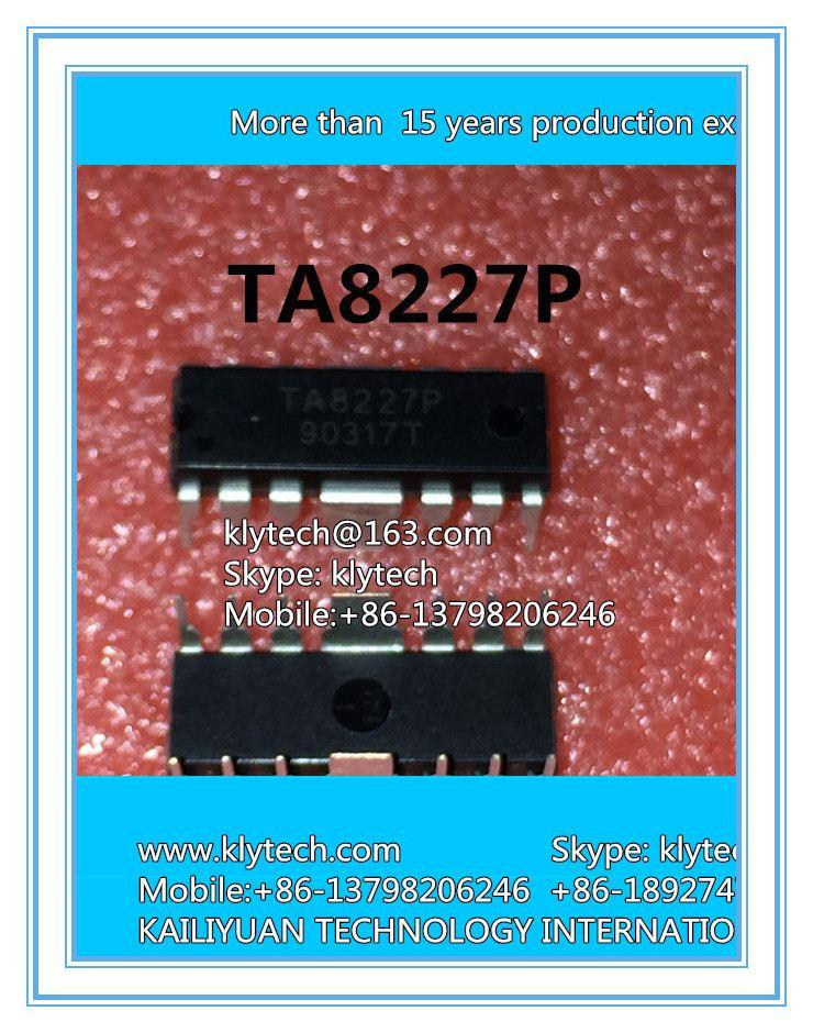 Схема усилителя ta8227p