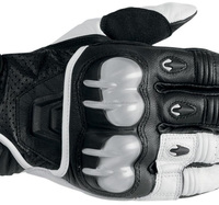 Stars Octane S-Moto Men's Leather Street Racing Motorcycle Gloves