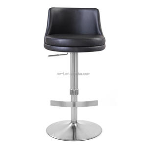 fashion style bar stool footrest covers chrome bar high chair