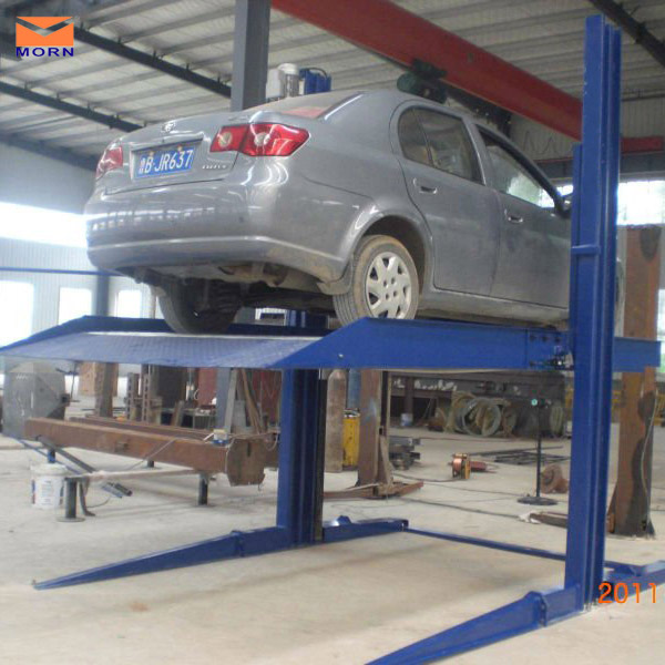 Two post car lift/car lift outdoor