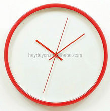 lighted outdoor round wall clocks