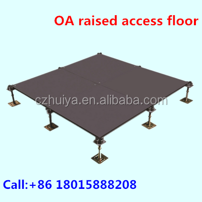 OA Steel access floor system with casino