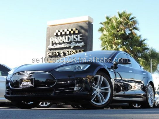 TESLA S SUPERCHARGER 2013