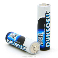 Well packed 1.5V long life aa alkaline dry batteries