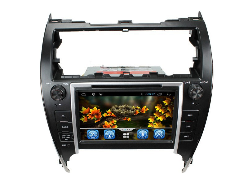 Wholesale Capacitive Screen 3G Wifi for Toyota Camry Middle east Edition pure Android 4.2.2 Car Dvd with Gps navigation