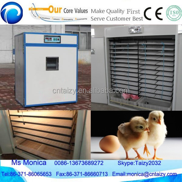 automatic industrial egg incubator/parrot eggs incubator/egg incubator ostrich