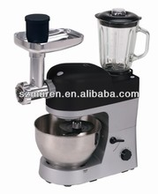 Home electric manual kitchen mixer dough kneading machine