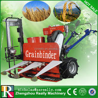 High efficiency wheat and rice repaer,multipurpose crop reaper