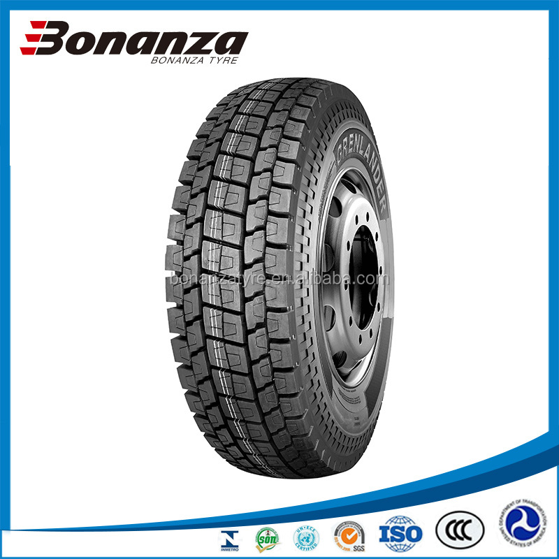 900x20 from Top 10 China Radial Rubber Tire Manufacturers