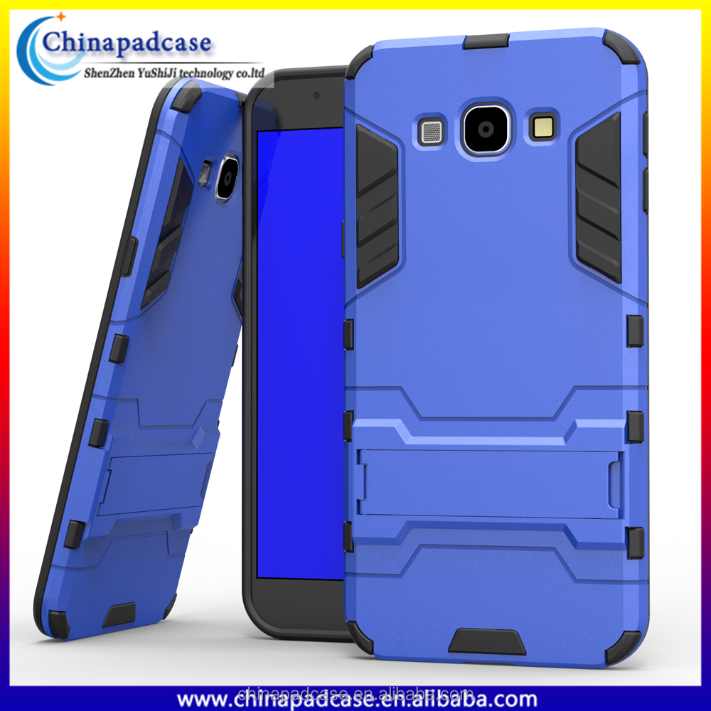 For samsung galaxy a8 transformer case, TPU PC hybrid case wholesale for galaxy a8, Luxury dual protect cover for samsung mobile
