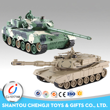 Hot sell cool toys plastic 4 channel remote control german tiger tank for sale