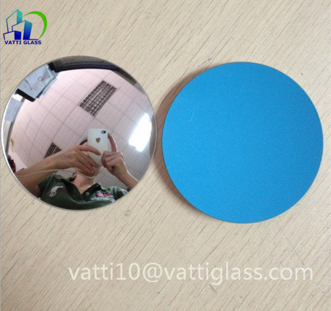 3mm 4mm beveled cluster mirror sheet small mirror pieces,aluminium sheet mirror float glass