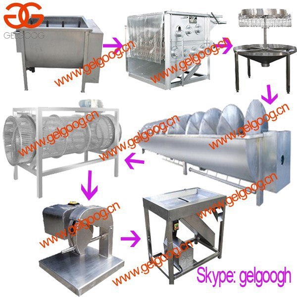 Automatic Industrial Chicken Butcher Machine