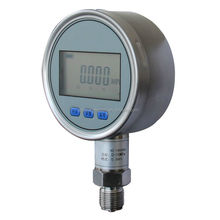Digital fuel pressure gauge