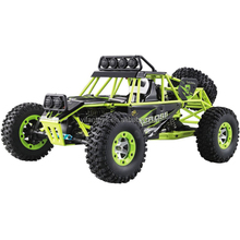 2.4G 1/12 Scale Electric 4WD Remote Control High Speed <strong>Car</strong> with Brush Motor Truck RC Climbing <strong>Car</strong> Kit with LED Lights