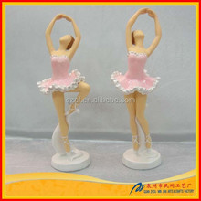 Resin Material Beautiful Ballet Girls Ballet Gifts
