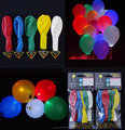 2015 Christmas gift Led flash ball lamp balloon light for party wedding decoration