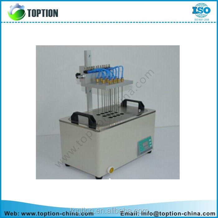 Best Selling Products High quality water bath nitrogen blow instrument