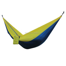 OEM Competitive Price Parachute Hammock Wholesale, Camping Hammock Tent, Nylon Hammock Swings