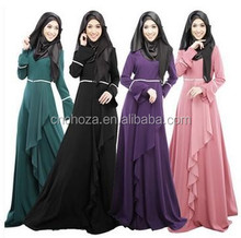 Z50288B Muslim women's clothing/ Arab women long DRESSES