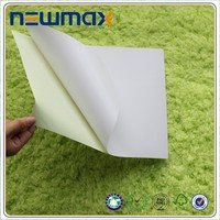 Eco thermal Glossy Laminated adhesive Roll A4 Label sticker Paper