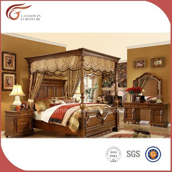 Elegant Pillars French Royal Bedroom Furniture A10 Buy Bedroom Furniture Ro