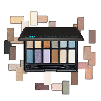 Menow E16003 Cosmetic makeup 12 colors eyeshadow palette