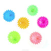 Dog Puppy Cat Pet Hedgehog Ball Rubber Bell Sound Ball Fun Playing Toy Hot Worldwide
