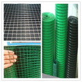 2018 PVC Coated Eco-friendly Welded Wire Mesh