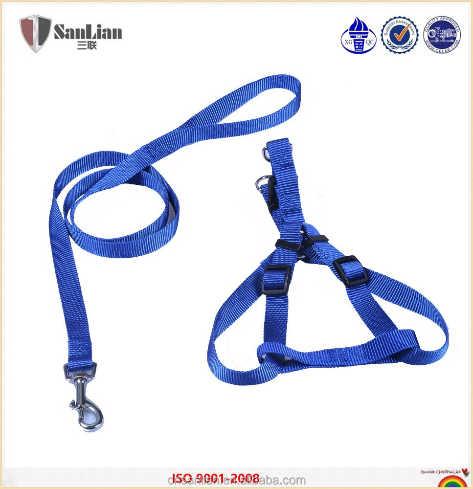 New pet products 2017 China supplier online shopping home & garden dog pet leashes and harness
