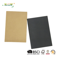 custom recycled kraft paper notebooks for school or office