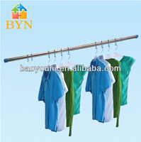 BAOYOUNI outdoor clothes drying pole outdoor clothes pole pole for hanging clothes 0132-1